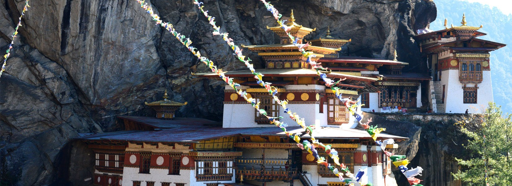A tour in Last Sangrila-Bhutan 7 days Tour